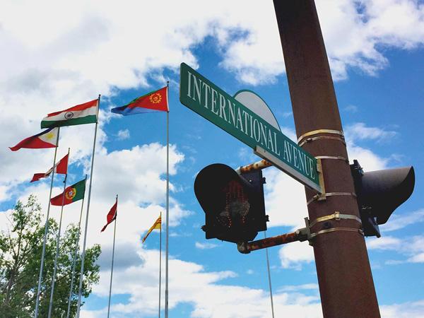 Call to artists: International Avenue Public Art Project   Akimbo
